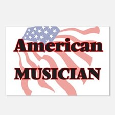 American Musician Postcards (Package of 8)