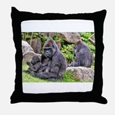 Unique Cute mothers Throw Pillow