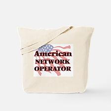 American Network Operator Tote Bag