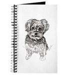 """Yorkshire Terrier"" by M. Nicole van Dam Journal"