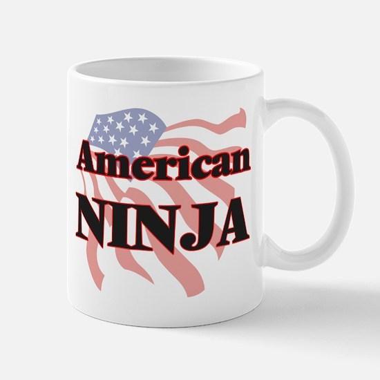 American Ninja Mugs