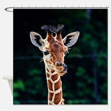 Cute Wildlife Shower Curtain