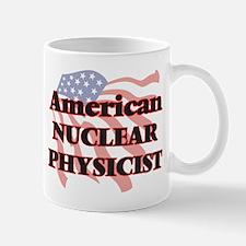 American Nuclear Physicist Mugs