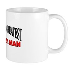 """""""The World's Greatest Delivery Man"""" Mug"""