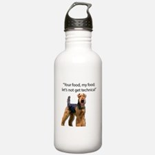 Your Food - My Food Ai Water Bottle