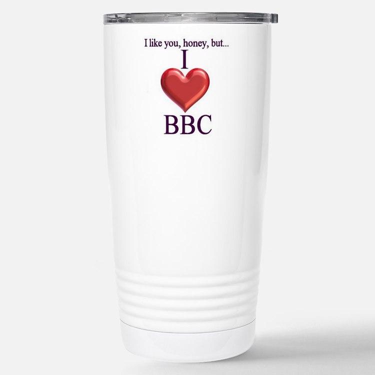 Cute Bbc Travel Mug
