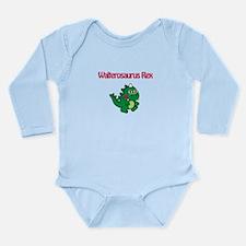 Animals reptiles Long Sleeve Infant Bodysuit
