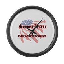 American Parasitologist Large Wall Clock