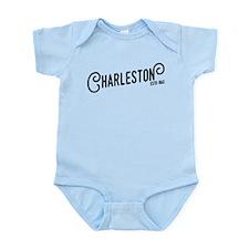 Charleston West Virginia Infant Bodysuit