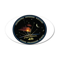 Expedition 48 Wall Decal
