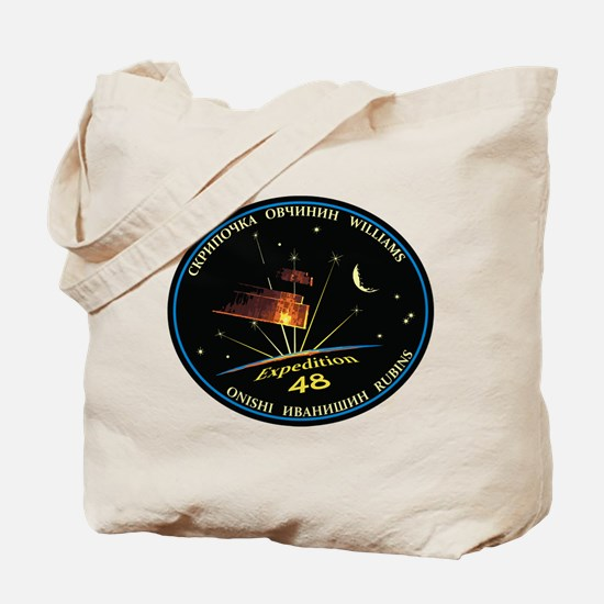 Expedition 48 Tote Bag