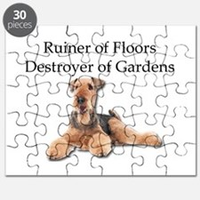 Destroyer of Floors and Gardens Puzzle
