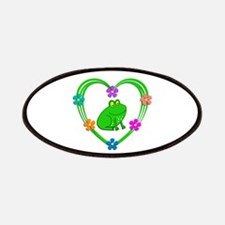 Frog Heart Patch