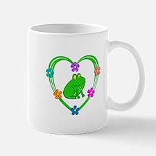 Frog Heart Mug