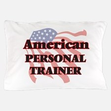 American Personal Trainer Pillow Case