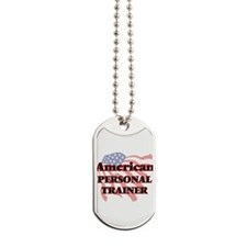 American Personal Trainer Dog Tags