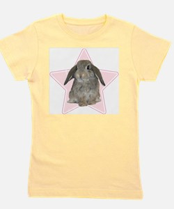 Unique Bunnies Girl's Tee