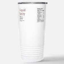 Cute Waking up Travel Mug