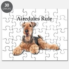 Airedales Rule Puzzle