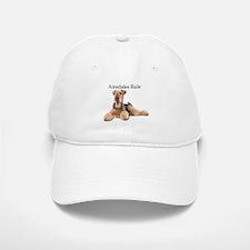 Airedales Rule Baseball Baseball Cap