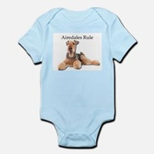 Airedales Rule Body Suit