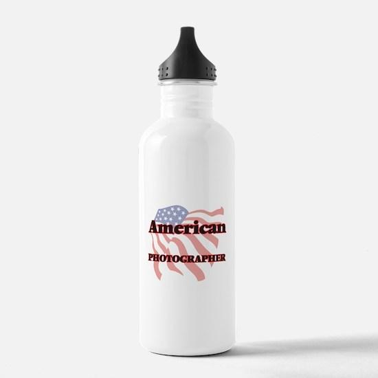 American Photographer Water Bottle