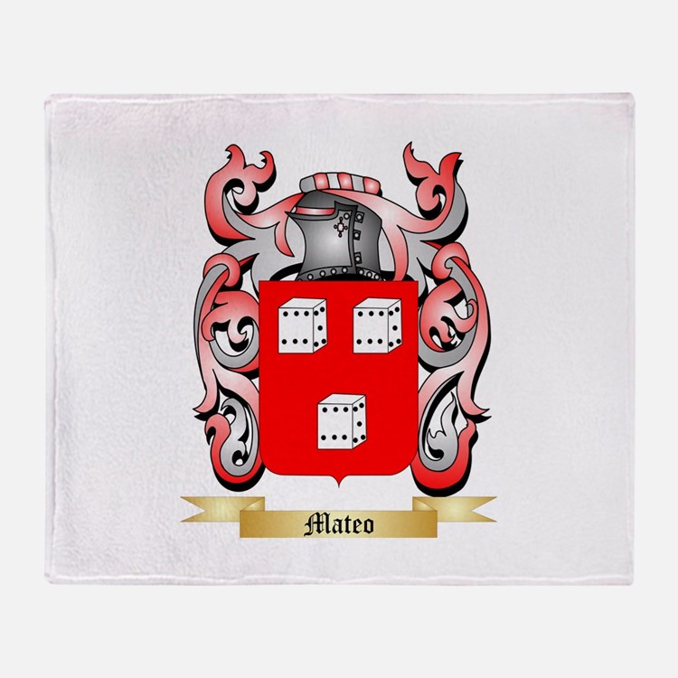 Mateo Throw Blanket