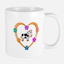 Cow Heart Mug