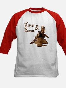 Turn & Burn. Western Cowgirl. Tee