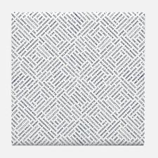 CSI TERMINOLOGY Tile Coaster
