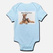 Airedale Terrier is Best Dog Ever Body Suit