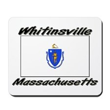Whitinsville Massachusetts Mousepad