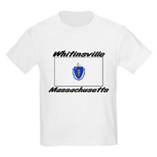 Whitinsville Massachusetts T-Shirt