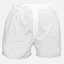 Cute Boy friend Boxer Shorts