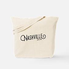 Nashville Tennessee Tote Bag