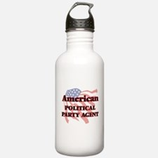 American Political Par Water Bottle