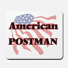 American Postman Mousepad