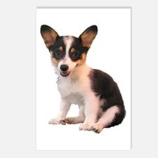 Welsh Corgi Puppy Postcards (Package of 8)
