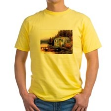 Funny Camping T