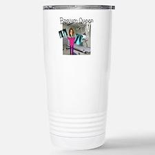 Unique Barium Travel Mug