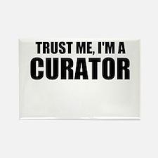 Trust Me, I'm A Curator Magnets