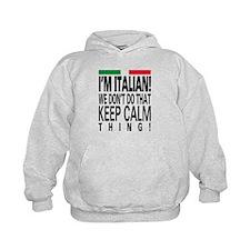 Cool Italian Hoodie