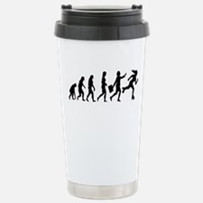 Cute Roller skates Travel Mug