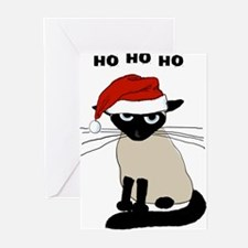 Unique Siamese Greeting Cards (Pk of 20)