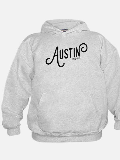 Austin Texas Hoodie