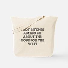 Cute Late Tote Bag