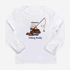 Cute Italian grandfather Long Sleeve Infant T-Shirt