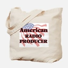 Cute Radio producers Tote Bag