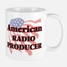 American Radio Producer Mugs