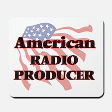 American Radio Producer Mousepad
